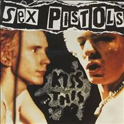 Sex Pistols Kiss This UK 2-LP vinyl set