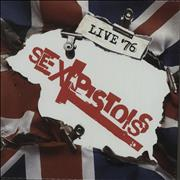 Click here for more info about 'Sex Pistols - Live '76'