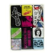 Sex Pistols Magnet Set UK memorabilia
