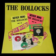 Click here for more info about 'Sex Pistols - Never Mind The Bollocks, Here's The Sex Pistols'