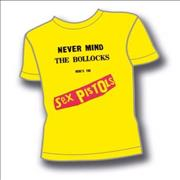 Click here for more info about 'Sex Pistols - Never Mind The Bollocks T-Shirt - XL'