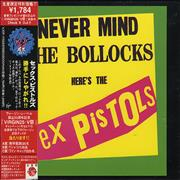 Click here for more info about 'Sex Pistols - Never Mind The Bollocks'