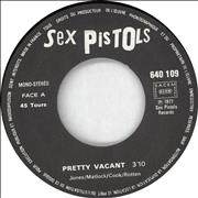Click here for more info about 'Sex Pistols - Pretty Vacant'