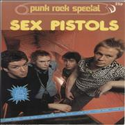 Click here for more info about 'Sex Pistols - Punk Rock Special'