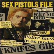 Click here for more info about 'Sex Pistols - Sex Pistols File'