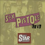 Click here for more info about 'Sex Pistols - Sex Pistols Live'