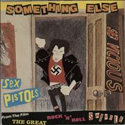 "Sex Pistols Something Else + Sleeve UK 7"" vinyl"
