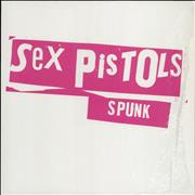 Click here for more info about 'Sex Pistols - Spunk - RSD 15 - White Vinyl'