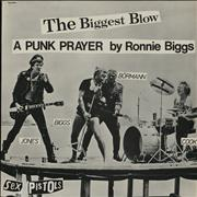 Click here for more info about 'Sex Pistols - The Biggest Blow'