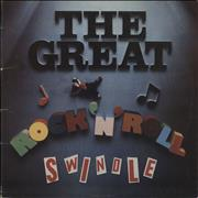 Click here for more info about 'Sex Pistols - The Great Rock 'N' Roll Swindle - EX'