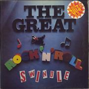 Click here for more info about 'Sex Pistols - The Great Rock 'N' Roll Swindle + Insert & Stickers'