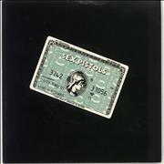 Click here for more info about 'Sex Pistols - The Great Rock N Roll Swindle - Withdrawn Sleeve'