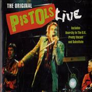Click here for more info about 'Sex Pistols - The Original Pistols Live'