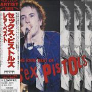 Click here for more info about 'Sex Pistols - The Rare Best Of Sex Pistols'