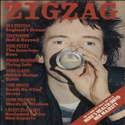 Click here for more info about 'Sex Pistols - Zig Zag #73'