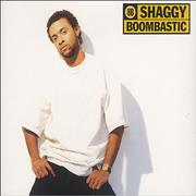 Shaggy Boombastic UK CD single