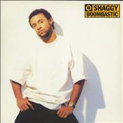 "Shaggy Boombastic UK 12"" vinyl"