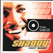 Click here for more info about 'Shaggy - Hot Shot'