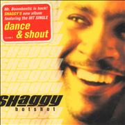 Shaggy Hotshot Germany CD album