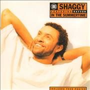 "Shaggy In The Summertime + Poster UK 7"" vinyl"