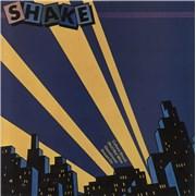 "Shake Culture Shock EP UK 10"" vinyl"