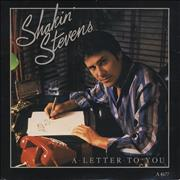 Click here for more info about 'Shakin' Stevens - A Letter To You'