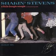 Click here for more info about 'Shakin' Stevens - A Little Boogie Woogie'
