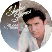 Click here for more info about 'Shakin' Stevens - Cry Just A Little Bit'