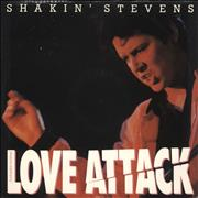 Click here for more info about 'Shakin' Stevens - Love Attack'