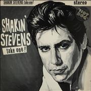 Click here for more info about 'Shakin' Stevens - Take One! - Stickered sleeve - EX'