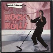 Click here for more info about 'Shakin' Stevens - There Are Two Kinds Of Music... Rock 'n' Roll - Autographed'