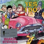Click here for more info about 'Shakin' Stevens - Yes I Do'