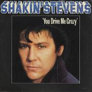 Click here for more info about 'Shakin' Stevens - You Drive Me Crazy'