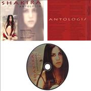 Click here for more info about 'Shakira - Antologia'