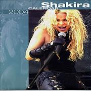 Click here for more info about 'Shakira - Calendar 2004'