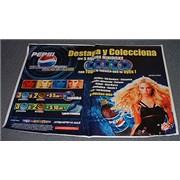 Click here for more info about 'Shakira - Destapa y Colecciona - Window Sticker'
