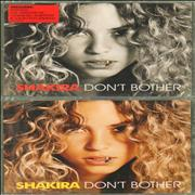 Click here for more info about 'Shakira - Don't Bother'