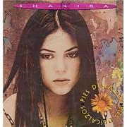 Shakira Lp Covers Shakira Jpeg Shakira Singles Shakira