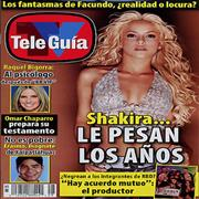 Click here for more info about 'Shakira - Tele Guia'