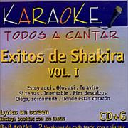Click here for more info about 'Shakira - Todos A Cantar - Exitos De Shakira Vol. 1'