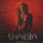 Click here for more info about 'Shakira - Whenever, Wherever'