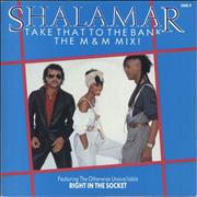 Click here for more info about 'Shalamar - Take That To The Bank - The M & M Mix'