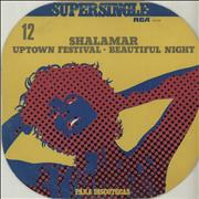 Click here for more info about 'Shalamar - Uptown Festival'