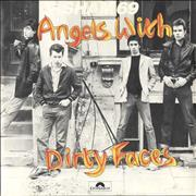 Click here for more info about 'Sham 69 - Angels With Dirty Faces - P/S'