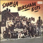 Click here for more info about 'Sham 69 - Hersham Boys (Long Version)'