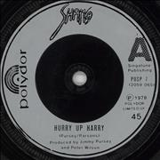 Click here for more info about 'Sham 69 - Hurry Up Harry - Sham 69 logo'