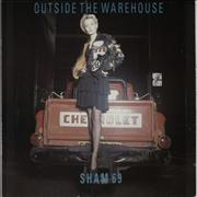 Click here for more info about 'Sham 69 - Outside The Warehouse'