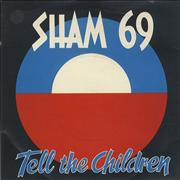 Click here for more info about 'Tell The Children - Picture sleeve'