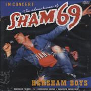 Click here for more info about 'Sham 69 - The Adventures Of Sham 69'