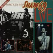 Click here for more info about 'Sham 69 - The Best Of The Rest Of Sham 69 Live - Autographed'